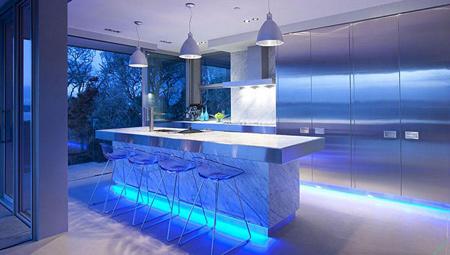 نورپردازی خانه, اصول نورپردازی خانه