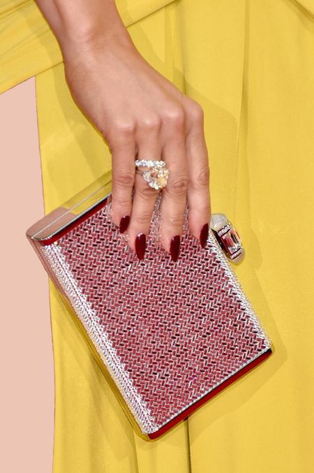 بهترین جواهرات ستارگان هالیوودی,مدل انگشترهای ستاره های هالیوودی
