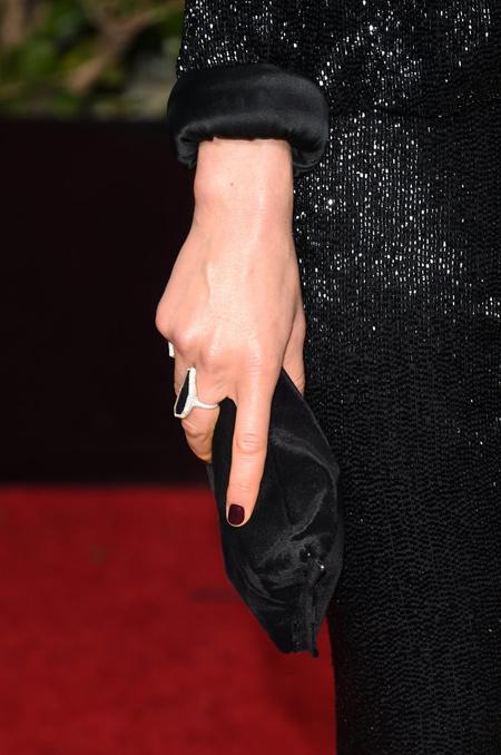 انگشترهای شیک ستاره های هالیوودی در مراسم گلدن گلوب,بهترین جواهرات مراسم گلدن گلوب 2016
