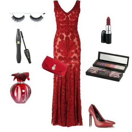 ست لباس قرمز روز ولنتاین,مدل لباس ولنتاین