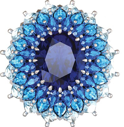 طراحی زیباترین مدل انگشتر,طراحی انگشترهای جواهر