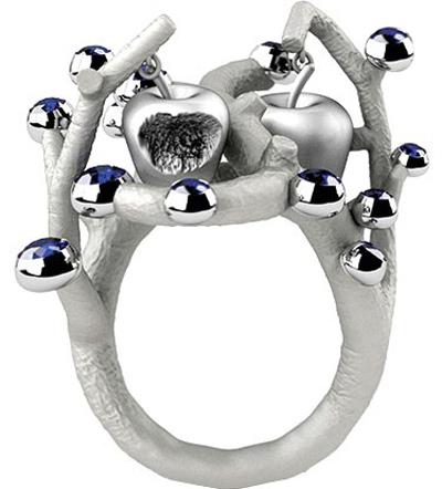 طراحی زیباترین مدل انگشتر,انگشترهای متفاوت جواهر