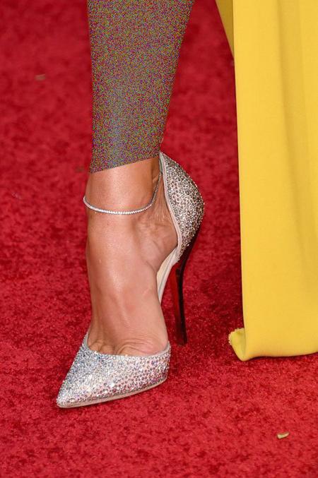 کفش های ستارگان در مراسم گلدن گلوب,تصاویر کفش های ستارگان در مراسم گلدن گلوب