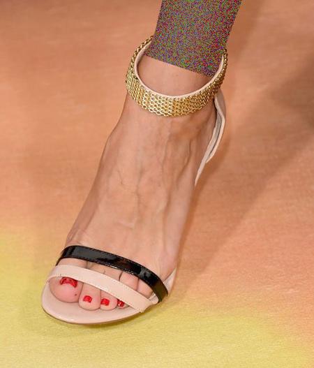 کفش های ستارگان 2016 در مراسم گلدن گلوب,تصاویر کفش های ستارگان سال 2016
