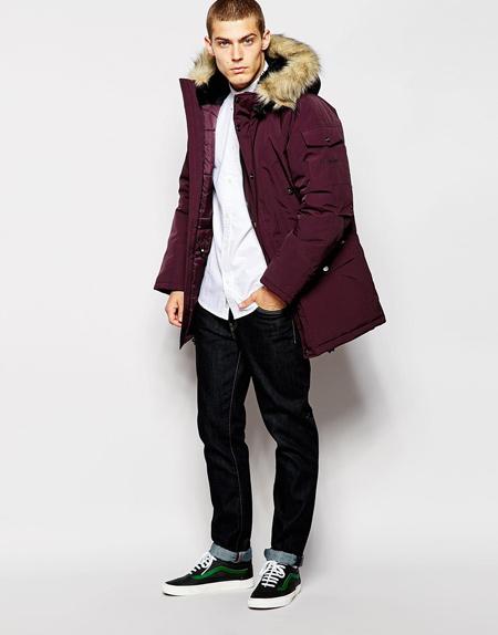 مدل لباس مردانه در زمستان 2016