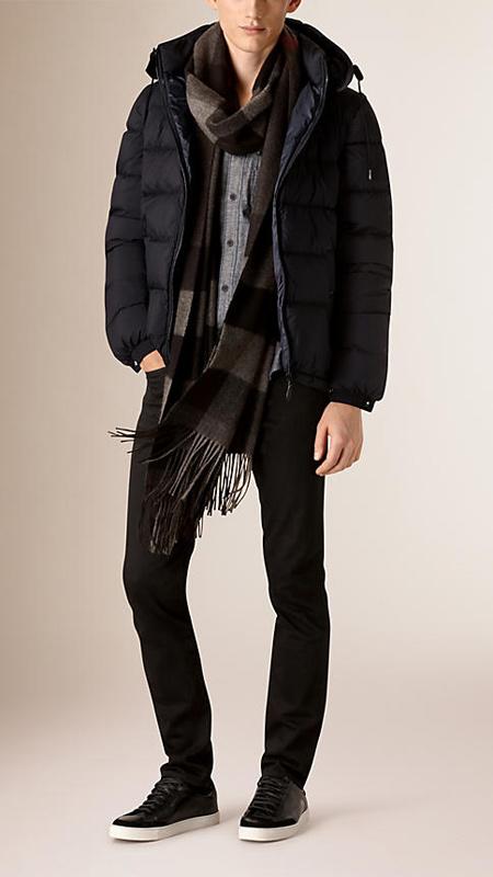 مدل های لباس زمستانه آقایان شیک پوش 2017