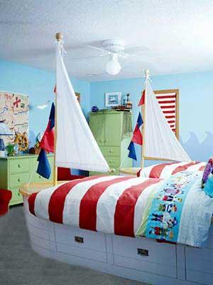 اتاق خواب مشترک