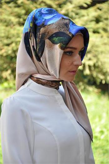 شیک ترین مدل روسری های ترک 1395, مدل روسری ابریشمی برند 2016 Armine