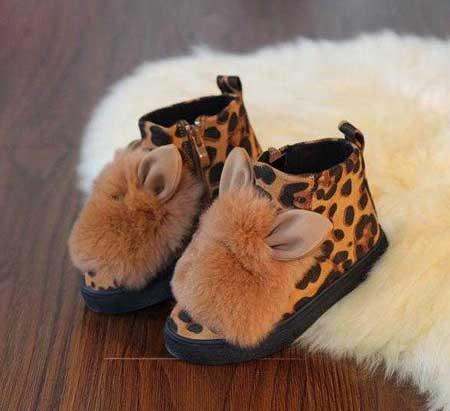 مدل نیم بوت دخترانه, مدل کفش زمستانی دخترانه