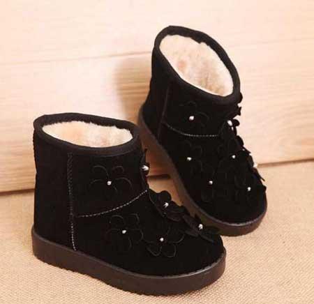 مدل بوتین بچه گانه95, کفش زمستانی دختر بچه ها95