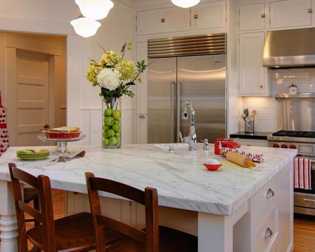 گلدان های مناسب دکوراسیون منزل, گلدان مناسب برای آشپزخانه