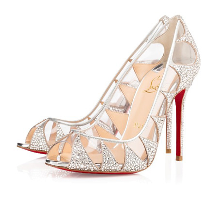 مدل کفش های کارشده عروس, کفش عروس سال 2016