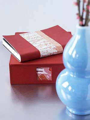 تحولی در دکوراسیون منزلتان با پارچه و کاغذ(1)