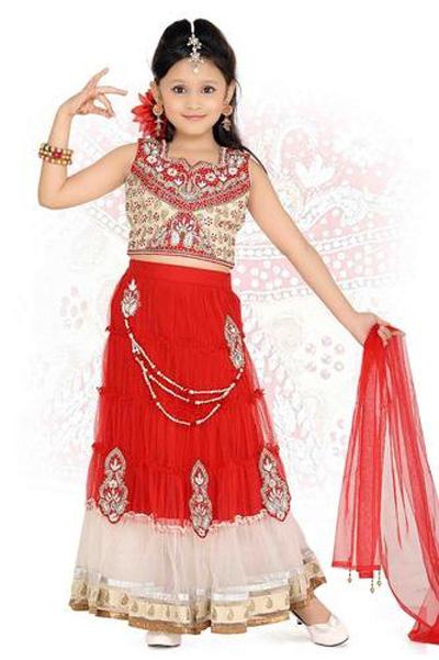 لباس هندی دخترانه 2016,مدل لباس هندی دختر بچه ها 2016