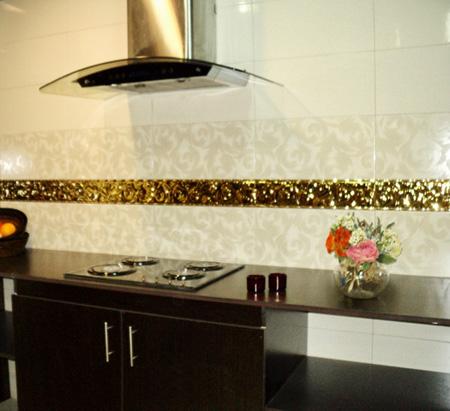 روش بکار گیری رنگ طلایی در دکوراسیون,دکوراسیون طلایی خانه