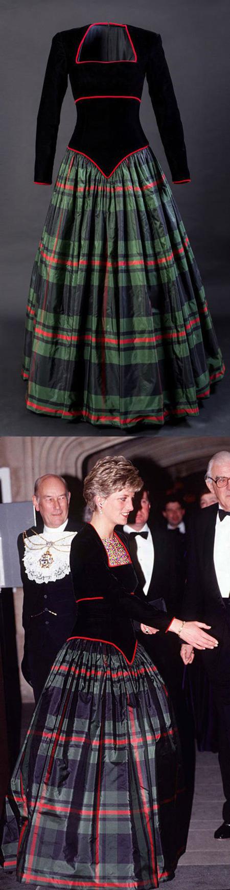 بهترین مدل لباس ملکه الیزابت, بهترین مدل لباس پرنسس دایانا