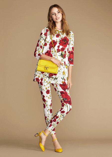 مدل پیراهن های زنانه دولچه و گابانا,لباس زنانه 95 برند دی اند جی