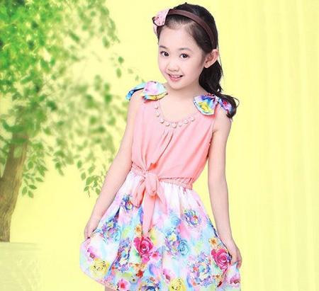 لباس عید دخترانه, مدل لباس عید بچه گانه