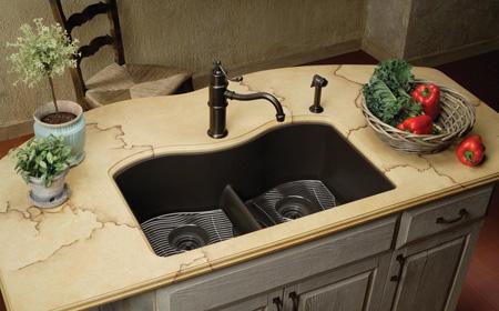 مدل سینک قهوه ای, جدیدترین مدل سینک آشپزخانه