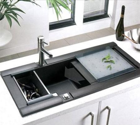 ساخت و خرید سینک های ظرفشویی, طراحی سینک های ظرفشویی مدرن