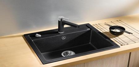 سینک مشکی, مدل های جدید سینک برای آشپزخانه