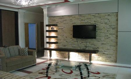 دکور دیوار تلویزیون,طراحی میز تلویزیون دیواری
