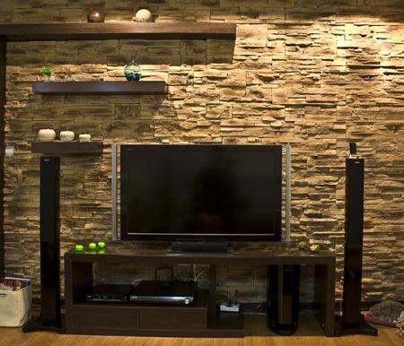 طراحی دیوار پشت تلویزیون,دکور دیوار تلویزیون