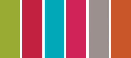 رنگ های زیبا برای دکوراسیون بهاری,اصول چیدمان دکوراسیون بهاری