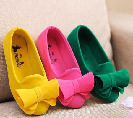 کفش دخترانه صورتی,مدل کفش های مجلسی دخترانه