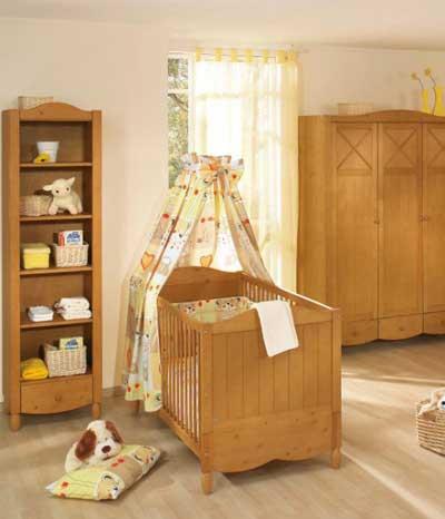 دکوراسیون اتاق نوزاد در سال 95 جدید