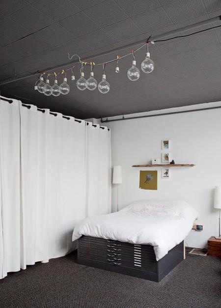 فضای زیر تخت,کاربرد فضای زیر تخت