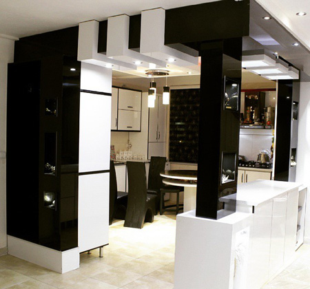 دکوراسیون آشپزخانه های برجسته,طراحی دکوراسیون آشپزخانه