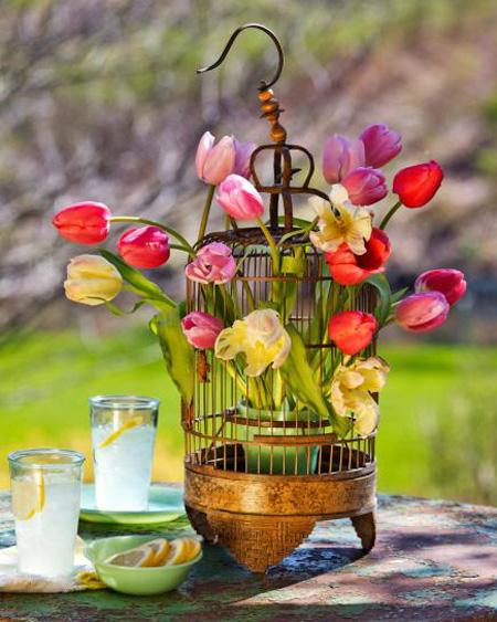 جدیدترین و شیک ترین دکوراسیون بهاری, دکوراسیون و چیدمان گل های بهاری