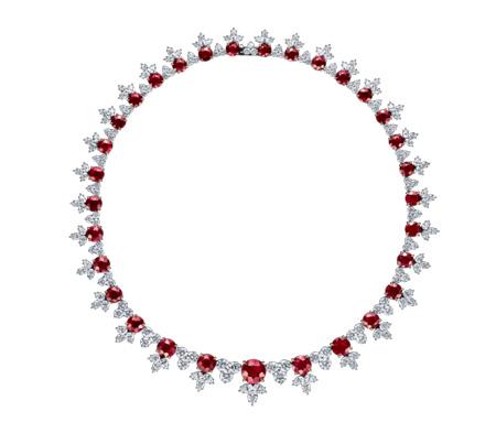 جدیدترین مدل جواهرات,جواهرات شیکHarry Winston