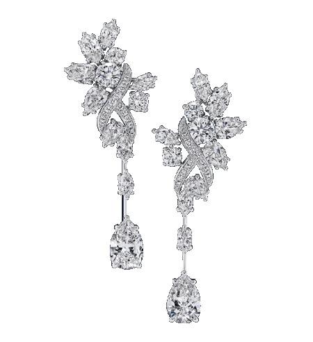 جواهرات برندHarry Winston, انواع جواهرات شیک زنانه