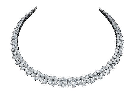 شیک ترین مدل جواهرات زنانه,جواهرات Harry Winston