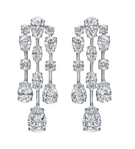 جواهرات شیکHarry Winston, مدل طلا و جواهرات Harry Winston