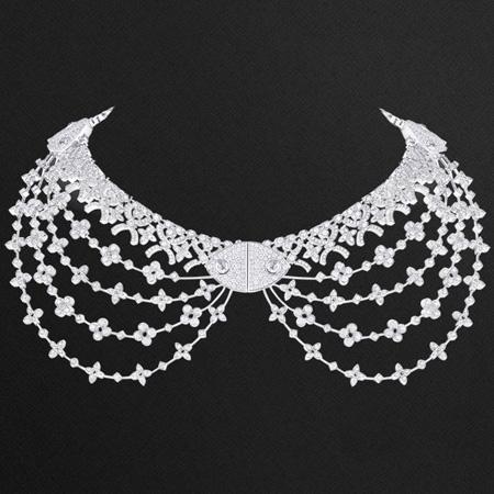 جدیدترین جواهرات Louis Vuitton,شیک ترین انگشترهای جواهر