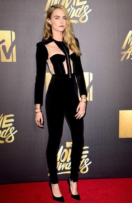 لباس ستارگان هالیوودی در جایزه فیلم ام تی وی,بهترین لباس ها در جایزه فیلم ام تی وی  MTV Movie Awards