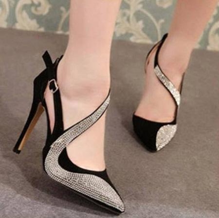 مدل کفش دخترانه,جدیدترین کفش های مجلسی