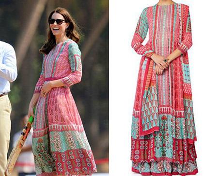 مدل لباس هندی قشنگ 2016
