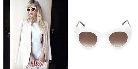مدل عینک بهار و تابستان ستاره ها, تصاویر ستاره ها با عینک هایشان