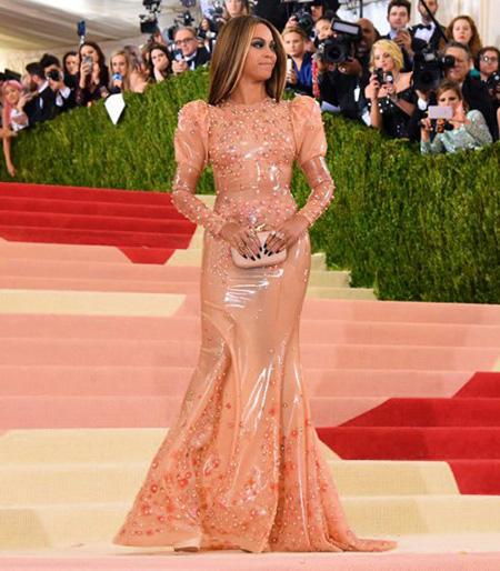 مدل لباس در مراسم مت گالا  Met Gala 2016,مراسم مت گالا 2016
