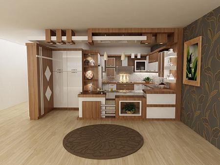تصاویر بهترین کابینت ها برای آشپزخانه