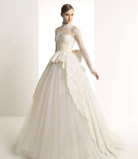انتخاب لباس عروس, بهترین انتخاب لباس عروس