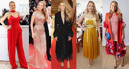 تصاویر بهترین و بدترین لباس ها در جشنواره کن, بهترین و بدترین مدل لباس در افتتاحیه جشنواره کن