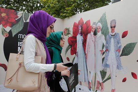 هفته مد اسلامی, هفته مد در استانبول