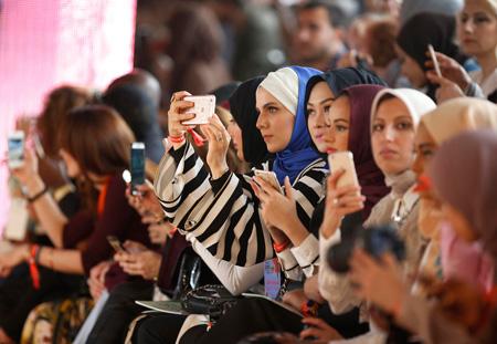 لباس های اسلامی در هفته مد اسلامی, شیک ترین لباس های محجبه در هفته مد اسلامی
