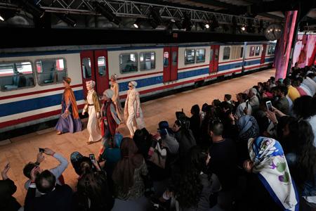 مدل لباس اسلامی در هفته مد در استانبول, لباس های اسلامی در هفته مد اسلامی