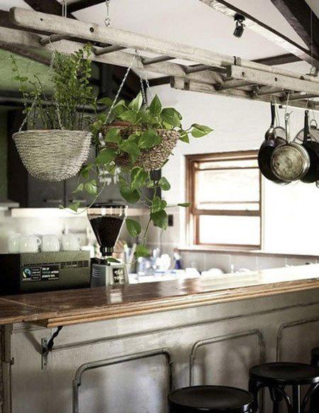 جایی دادن قابلمه ها در آشپزخانه ها,تهیه جایی برای قابلمه ها